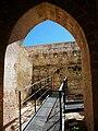 Castell de Xàtiva, un portal del castell menor.JPG