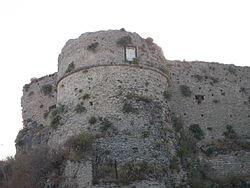 Castello Normanno di Gerace sec. X.