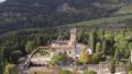 Castello di Vincigliata veduta aerea.png