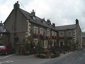 Castleton, Derbyshire - Image: Castleton Castle Hotel