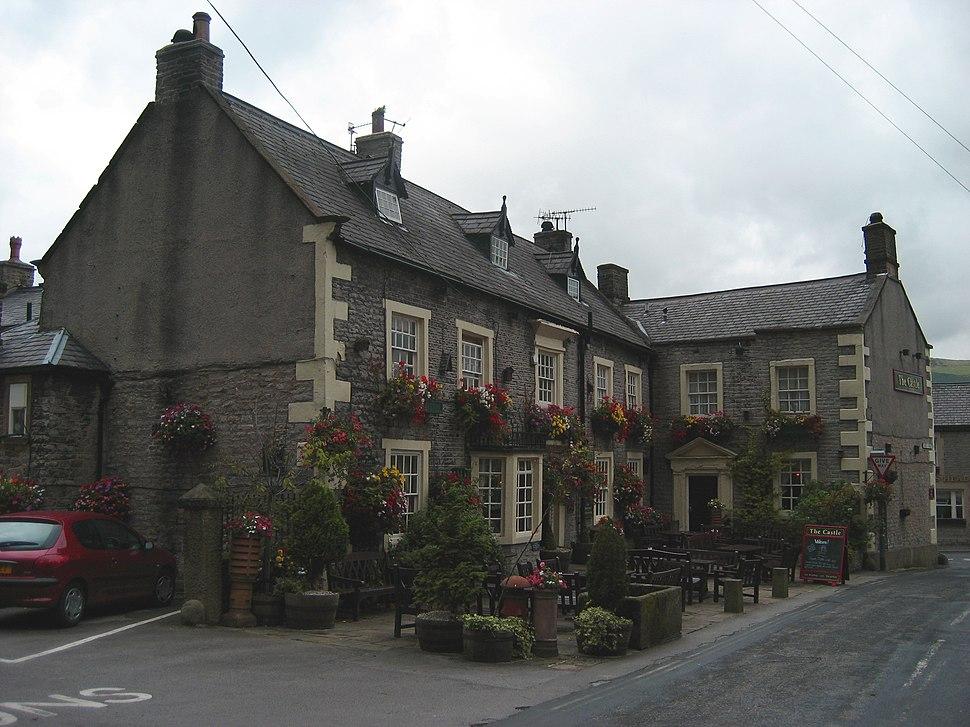 Castleton-Castle Hotel