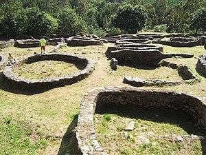 Cabana de Bergantiños - Image: Castro de borneiro 01