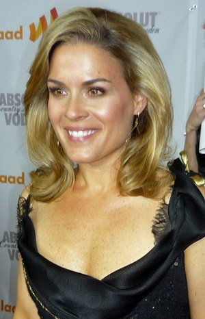 English: Cat Cora in April 2010.