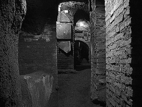 Catacombs Sebastiano Rome