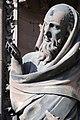 Cathédrale de Strasbourg, façade, détail d'une statue.jpg