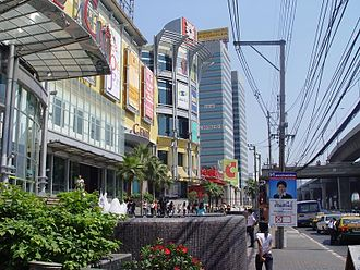 Central Pattana - Image: Centralbangna 2