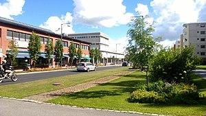 Kaarina - Image: Centre of Kaarina, Finland