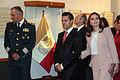 Ceremonia de clausura y apertura de los cursos del Sistema Educativo Militar. (9762297262).jpg