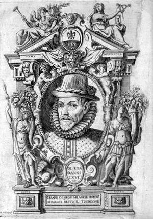 Negri, Cesare (ca. 1535-16-?)