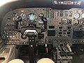 Cessna 501 Citation I plane Captain's working place.jpg