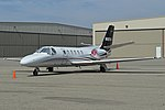 Cessna Citation S II 'N881A' (26444372341).jpg