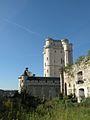 Château de Vincennes rampart du donjon.JPG