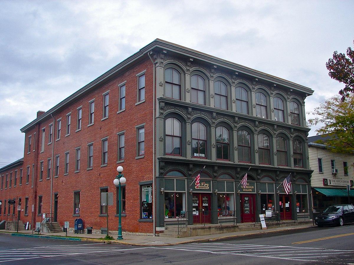 Chamberlin Iron Front Building Wikipedia