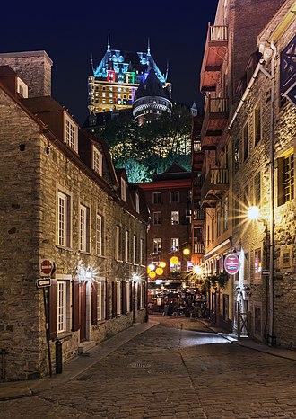 Petit Champlain - Image: Champlain Quebec city