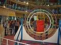 Chaotic Chair - Dynamotion Hall - Science City - Kolkata 2006-08-25 05179.JPG