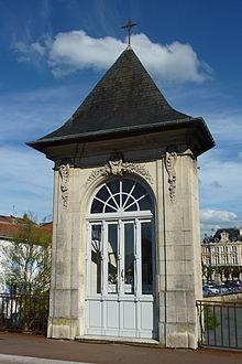 Pont notre dame bar le duc wikip dia - Le five porte de la chapelle ...