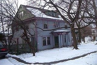 Chapman House (Syracuse, New York) United States historic place