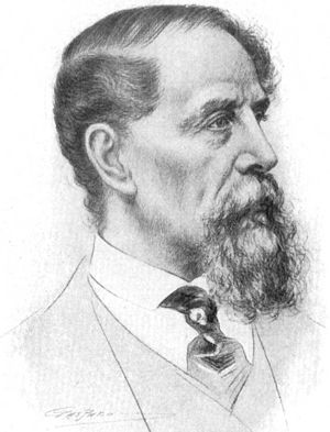 Frances Minto Elliot - Image: Charles Dickens cropped