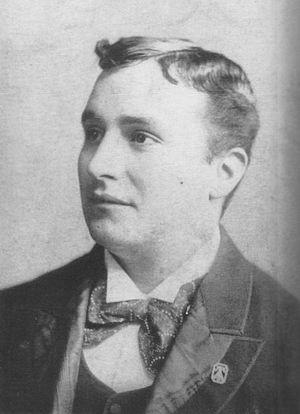 Charles Chaplin Sr. - Chaplin c. 1885