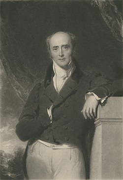 Lord Grey headed the Whig ministry that ushered the Reform Bill through Parliament.