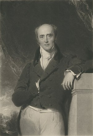 Lord Grey (painted by George Hayter) headed th...