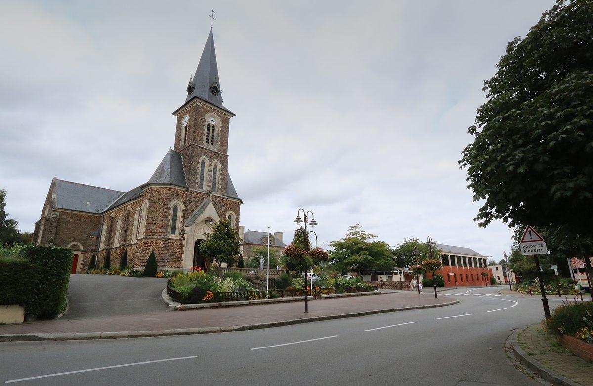 Chartres de bretagne wikip dia for Chartres de bretagne piscine