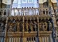 Chartres Cathédrale Notre-Dame de Chartres Innen Chorschranke 11.jpg