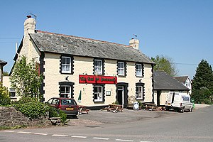Chawleigh - Image: Chawleigh the Earl of Portsmouth geograph.org.uk 420141