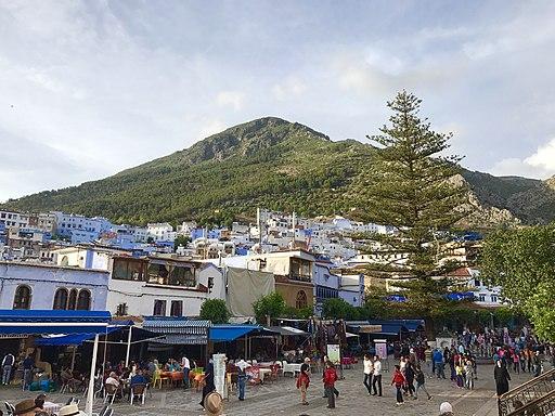 Chefchaouen Mountain
