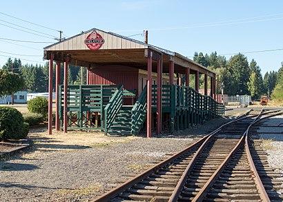 Cómo llegar a Chelatchie Prairie Railroad en transporte público - Sobre el lugar