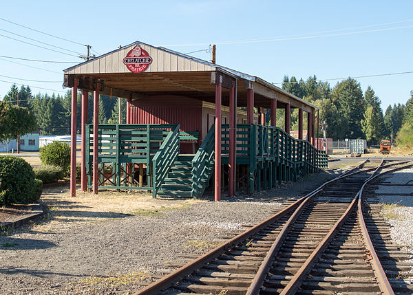 railroads of washington state From creepy schoolhouses to nuclear power plants and idle factories, these are the most insane abandoned places in washington.