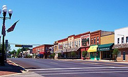 Chesaning, Michigan - downtown.jpg