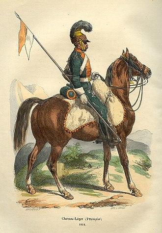 Lancer - Imperial French lancer