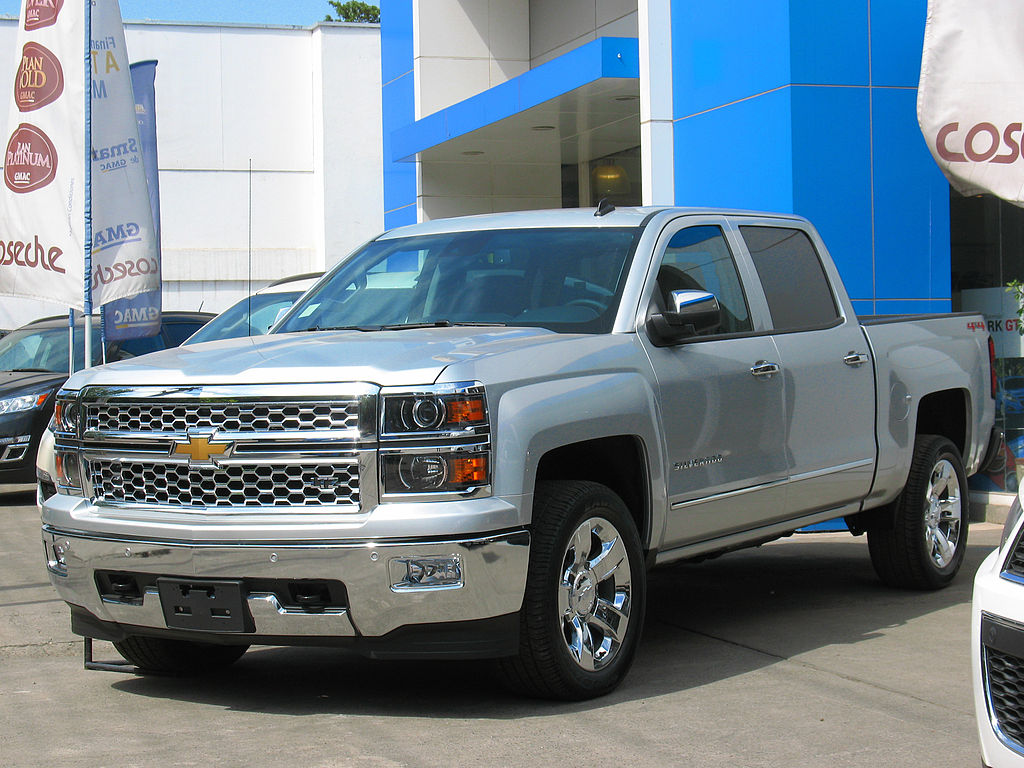 file chevrolet silverado ltz crew cab 4x4 2014 12725670333 jpg wikimedia commons. Black Bedroom Furniture Sets. Home Design Ideas