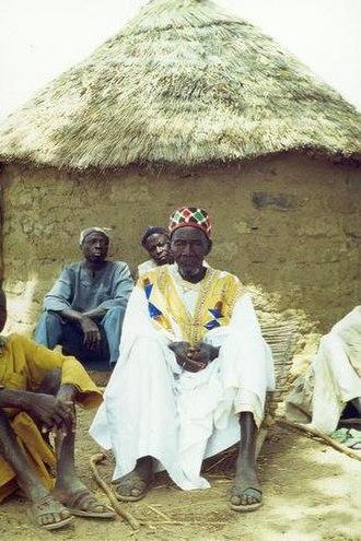 Dourtenga Department - Chief of Dourtenga
