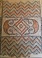 Chiesa di San Salvatore ad Chalchis cosiddetto Palazzo di Teodorico dettaglio pavimento musivo4.jpg