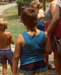 Child in the 1980's with a rattail.jpg