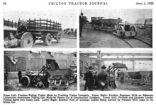 Px Chilton Tractor Journal P Fordson Industrial Show