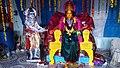 Chinalingala Dussera 2016 Sri Annapurna devi Alamkaram by Girikonda.jpg