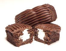 Chocolate Suzy Q Cake