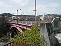 Chofu Bridge, Tokyo prefectural road route 31.jpg