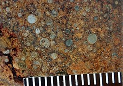 definition of chondrule