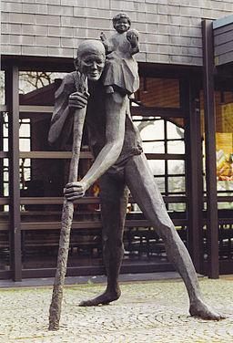 Christophorus Statue