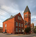 Church Hill Grammar School Pawtucket RI-side-view.jpg