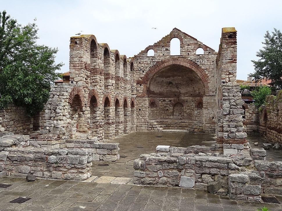 Church of Saint Sophia in Nesebar 10