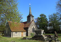 Church of St Mary, Stapleford Tawney, Essex, England - from the north-west.jpg
