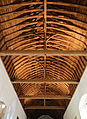 Church of St Mary Little Easton Essex England nave roof.jpg