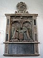 Church of St Nicholas, Ash-with-Westmarsh, Kent - Christopher Toldervey monument.jpg