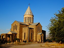 Church of the Holy Mother of God, Vardenis3.jpg