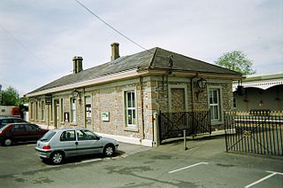 Churston railway station